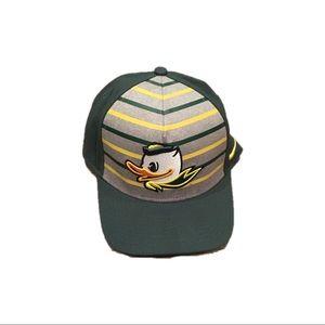 Oregon Ducks Nike Verbiage Flex Fit Hat Cap